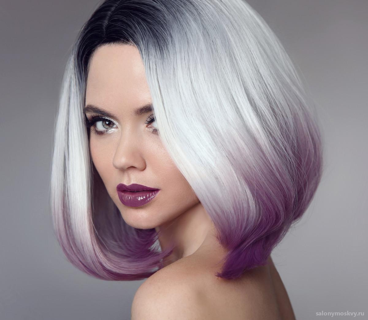 Солнце в волосах: поговорим о двухцветном окрашивании волос